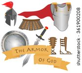 The Armor Of God Including Belt ...