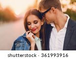 close up lifestyle  toned image ... | Shutterstock . vector #361993916