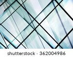 high rise   multistory glass... | Shutterstock . vector #362004986