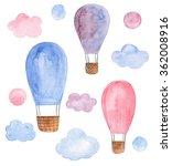 Air Balloon Clip Art ....