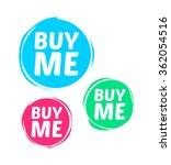 buy me marks | Shutterstock .eps vector #362054516