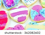 close up of a variety of... | Shutterstock . vector #362082602