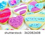 close up of a variety of... | Shutterstock . vector #362082608