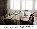 meeting room conference... | Shutterstock . vector #362157116