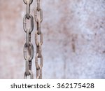 old chains   Shutterstock . vector #362175428