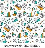 modern line icons seamless...   Shutterstock .eps vector #362188022