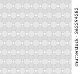 pattern with grey dots | Shutterstock .eps vector #362294282