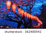 beautiful light and colours of... | Shutterstock . vector #362400542