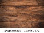 wooden table   Shutterstock . vector #362452472