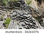 Volcanic Rock Formation   Orga...