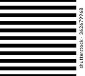 classic black and white stripes ... | Shutterstock .eps vector #362679968