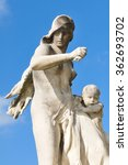 Small photo of Statue of Medea in the Jardin des Tuileries, Paris, France