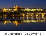 view of the cathedral of st.... | Shutterstock . vector #362694548