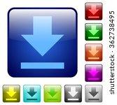 set of download color glass...