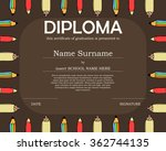 Preschool Kids Diploma...