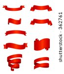 banners | Shutterstock .eps vector #362761
