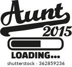 aunt 2015 loading | Shutterstock .eps vector #362859236
