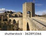 Medieval Bridge Of Besal ...