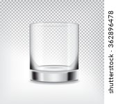 empty glass. mesh with... | Shutterstock .eps vector #362896478