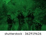 Night Mission Operation Hostag...