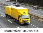 frankfurt germany jan 14 ... | Shutterstock . vector #362920415