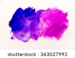 abstract watercolor background...   Shutterstock . vector #363027992