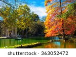 a park in rome | Shutterstock . vector #363052472