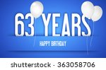 happy birthday wishes to the... | Shutterstock . vector #363058706