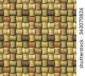 3d wooden pattern  seamless | Shutterstock . vector #363070826