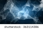 abstract technology background | Shutterstock . vector #363114386