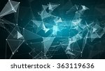 abstract technology background | Shutterstock . vector #363119636