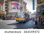 yaowarat  bangkok  thailand  10 ... | Shutterstock . vector #363149372
