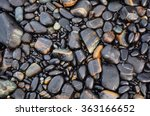 Sea Stones Or The Wet Smooth...