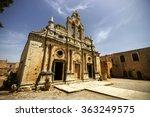 The Historic Monastery Of...
