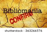 Small photo of Bibliomania confirm