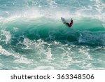 ericeira  portugal   january 12 ... | Shutterstock . vector #363348506