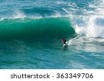 ericeira  portugal   january 12 ... | Shutterstock . vector #363349706