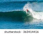 ericeira  portugal   january 13 ... | Shutterstock . vector #363414416