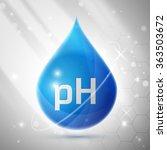 ph balance icon | Shutterstock .eps vector #363503672