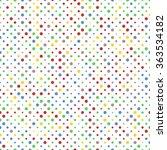 background pattern of vibrant... | Shutterstock .eps vector #363534182