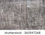 linen fabric texture closeup | Shutterstock . vector #363547268