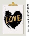 modern and stylish poster...   Shutterstock .eps vector #363554072