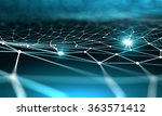 abstract technology background | Shutterstock . vector #363571412