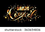 brazil carnival geometric shiny ...   Shutterstock .eps vector #363654836