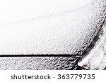 car under snow | Shutterstock . vector #363779735