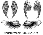 abstract vector illustration... | Shutterstock .eps vector #363823775