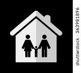 family    vector icon | Shutterstock .eps vector #363981896