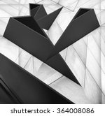 futuristic abstract... | Shutterstock . vector #364008086