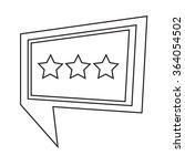 speech bubble icon illustration ... | Shutterstock .eps vector #364054502