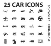 repair icons set.